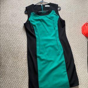 Size 12 Calvin Klein dress, worn once